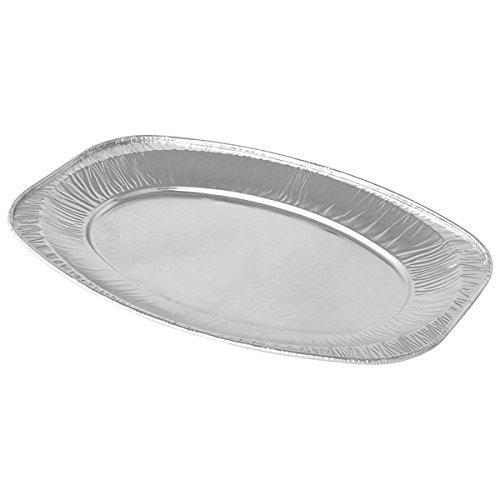 Foil Platters 22inch -  Foil Trays Buffet Platters Food Platters by Dispo