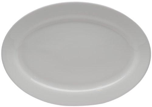 Red Vanilla Pure Vanilla 16-inch Oval Serving Platter