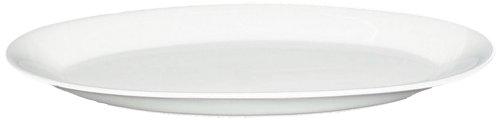 BIA Cordon Bleu 16-inch Oval Fish Serving Platter White