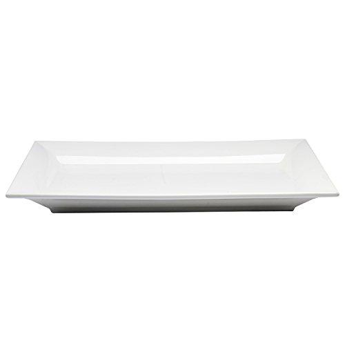 Sur La Table Italian Whiteware Rectangular Serving Platters 30080054000  20¾ x 12 2075x12