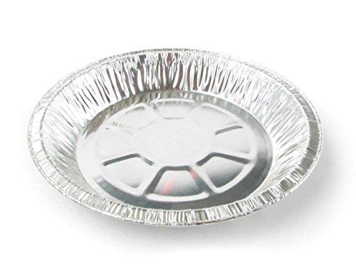 Disposablereusable Aluminum 9 Extra Deep Pie Pan 940 - 32 oz Capacity 500