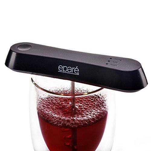 Eparé Pocket Wine Aerator - Decanter for Glass - Travel Size for Red White or Port