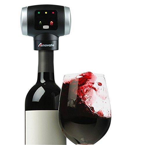 Luxon Wine Saver Pump - Wine Preserver Automatic Intelligent Vacuum Wine Saver Pump for the BEST GIFT