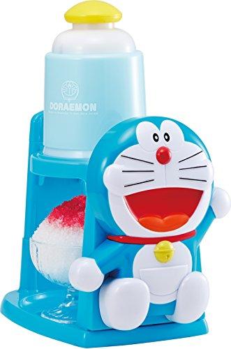 DOSHISHADoraemon Electric Snow Cone Maker DIS-1755DR【Japan Domestic genuine products】