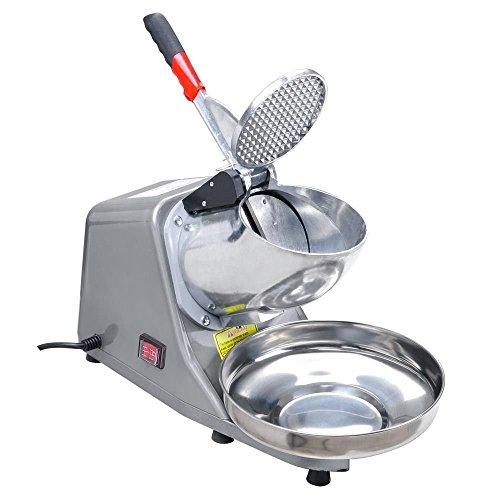 Unitech Electric Ice Shaver Snow Cone Maker Machine 200w