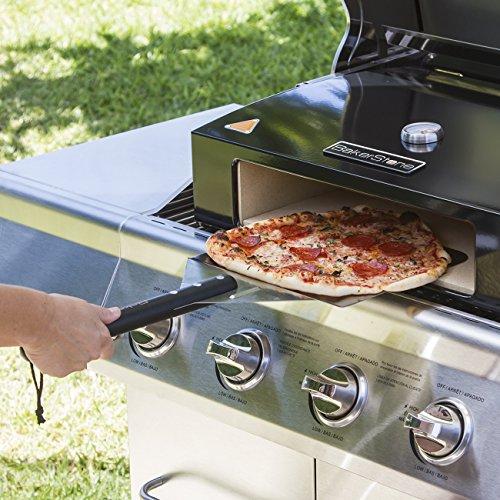 BakerStone B-CXXXX-M-000 Basics Stainless Steel Pizza Peel