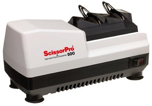 Chefs Choice 500 ScissorPro Professional Diamond Hone Scissor Sharpener