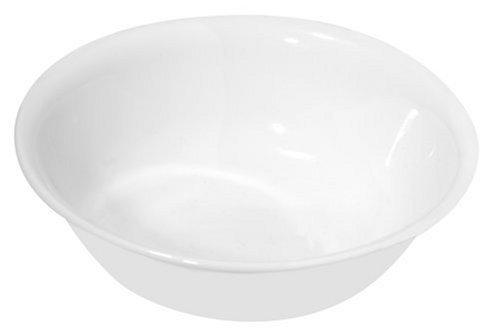 Corelle 6003905 Livingware Winter Frost White Soup Bowl 18 Oz Pack of 6