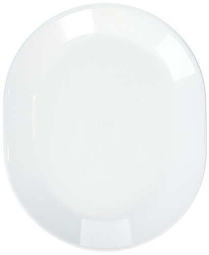 Corelle Livingware 12-14-Inch Serving Platter Winter Frost White Winter Frost White- 2-Pack by Corelle