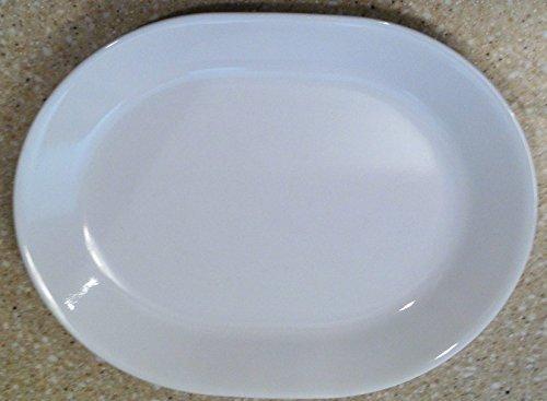 Corelle Livingware Winter Frost White 12-14 Serving Platter