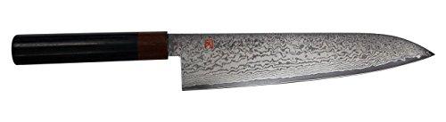 SETO Japanese Chef Knives Damascus Forged Steel from World Famous Seki Japan I-4 Pro 210m m GYUTO KNIFE