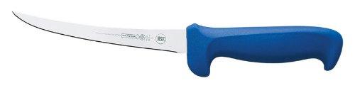 Mundial B5607-6 6-Inch Curved Semi-Stiff Boning Knife Blue