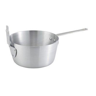 Winco ALSP-5 Aluminum Sauce Pan 5-12-Quart