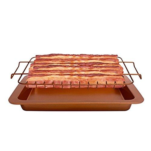 Copper Non-stick Bacon Bonanza Healthy