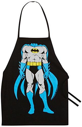 ICUP 7589 DC Batman Character Kids Apron Childrens Multicolor
