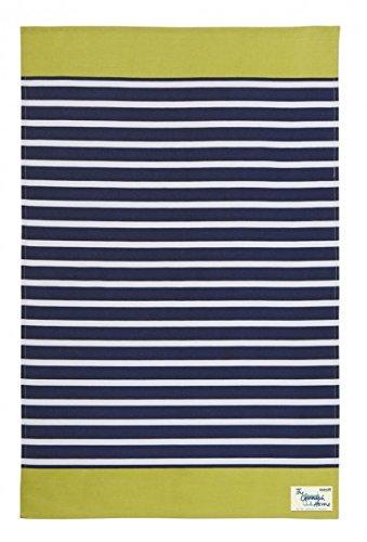 Ulster Weavers Seasalt Sailor Stripe Cotton Tea Towel