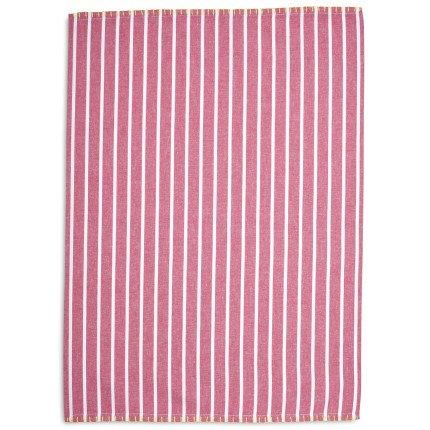 Sur La Table Striped Kitchen Towel 28 x 20 Yellow