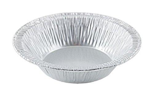 A90 3 38 Aluminum Foil Tart Pan 25 PK Disposable MiniPie Tin Plate