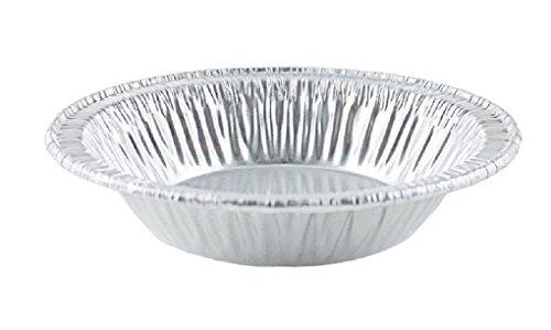 B10 4 14 Aluminum Foil Tart Pan Disposable Baking Mini-Pie Plate Tin