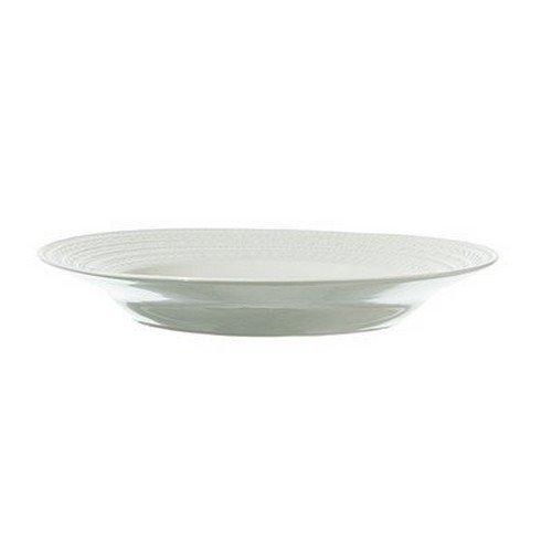 La Porcellana Bianca Casale Rim Soup Plate Set of 6 85
