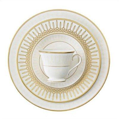 Lismore Gold 9 Rim Soup Plate