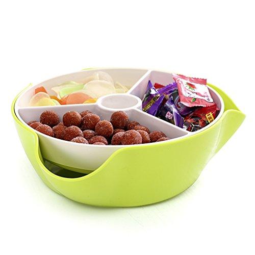 creative fruit bowlSnack storage box dried fruit-box candy-B
