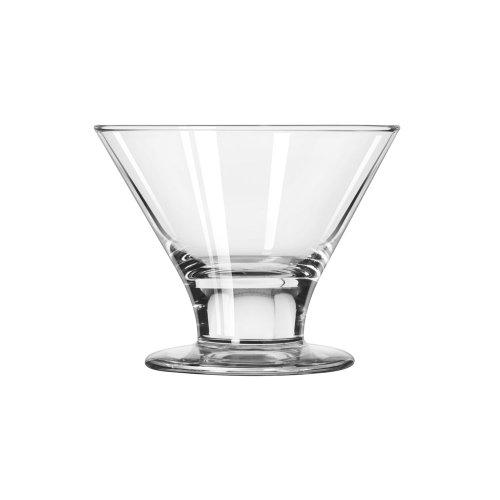 Libbey 3803 Embassy 8 Ounce Dessert  Martini Glass - 12  CS