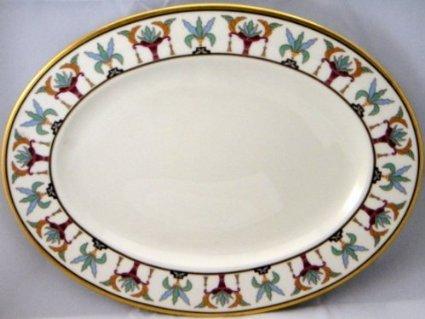 Lenox Tosca 16 Large Oval Serving Platter