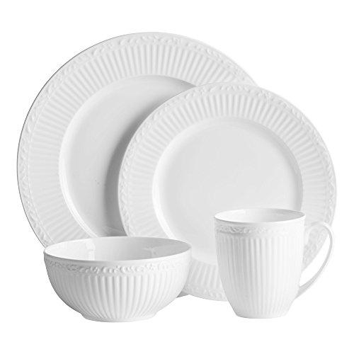 Mikasa Italian Countryside Bone China 32 Piece Dinnerware Set Service for 8