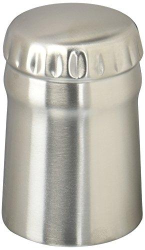 Cork Pops Stainless Steel Bottle Cap Remover Silver
