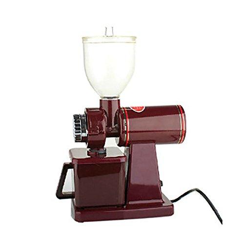 Electric Auto Espresso Coffee Bean Grinder Burr Mill Grinding machine