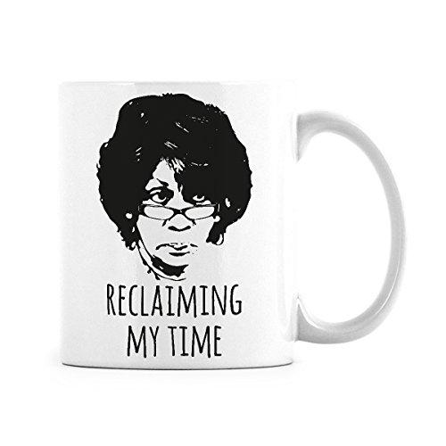 Reclaiming My Time Mug Maxine Mug Reclaiming My Time Maxine Waters Mug
