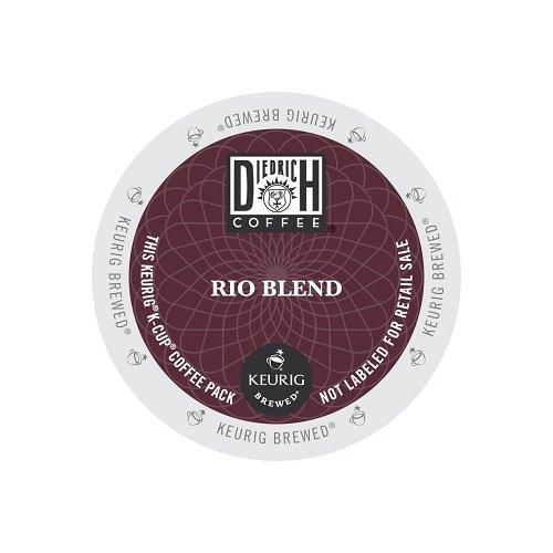 Diedrich Coffee K-Cup for Keurig Brewers Medium Roast Rio Blend Pack of 96