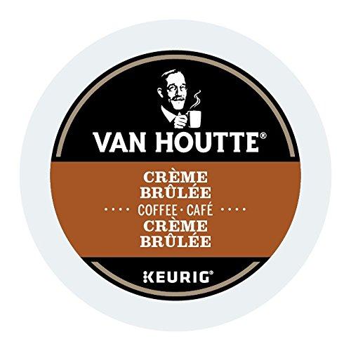 Van Houtte Creme Brulee Coffee 24 Count K-Cups for Keurig Brewers