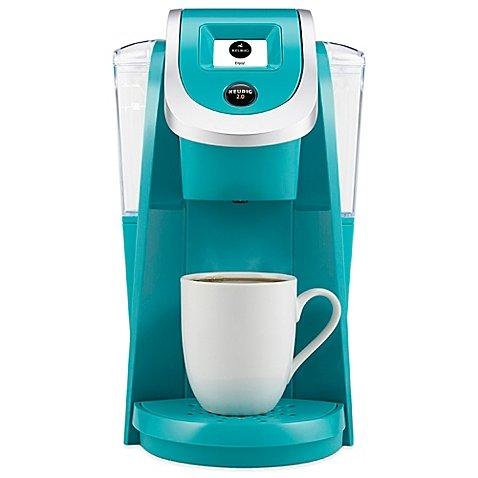 Keurig 20 K250 Coffee Brewing System Turquoise