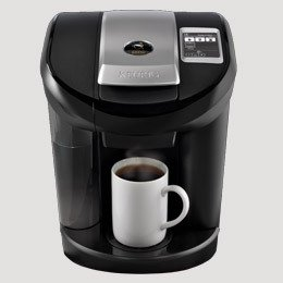 NEW KEURIG Vue V600 Single Serve Cup Coffee Brewing System w 10 Sample Cups