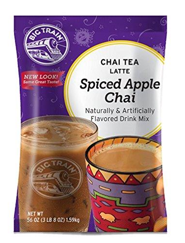 Big Train Chai Tea Latte Spiced Apple 35 Pound