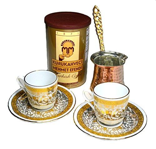 Turkish Coffee Cup Set 5