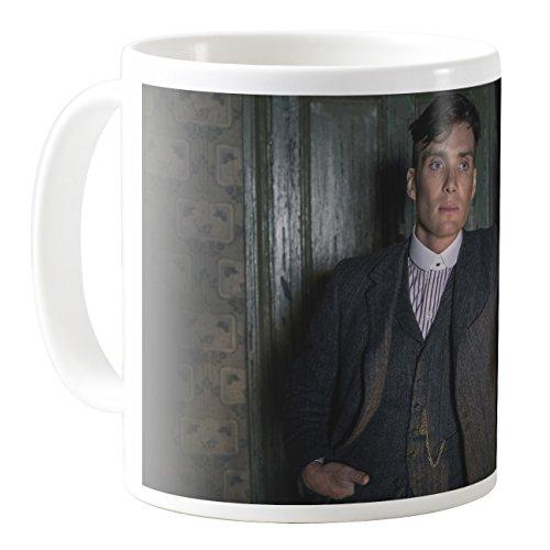 AquaCafeMug - CMSTL-A18897 - 11oz Ceramic Coffee Mug Tea Cup