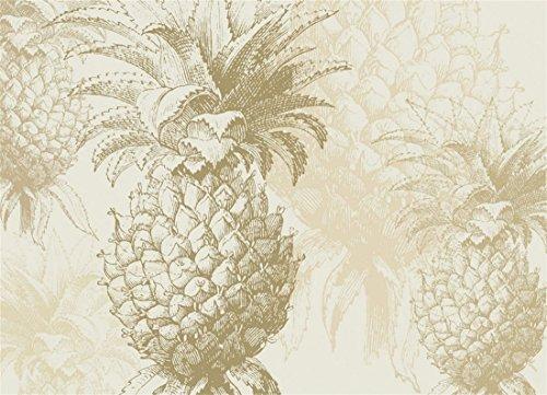 4 Cala Home Premium Hardboard Placemats Table Mats Gracious Pineapple