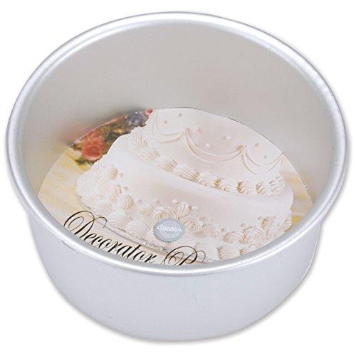 Wilton Decorator Preferred Cake Pan 6x3 Round 2105-6106