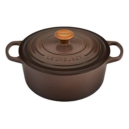 Le Creuset Signature Round Dutch Oven 55 qt