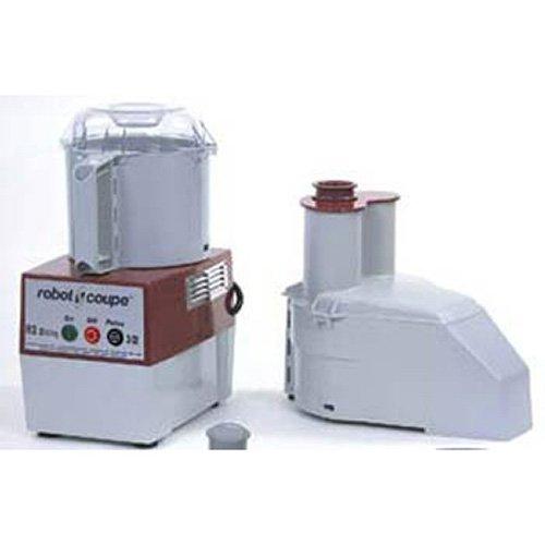 Robot Coupe R2 Commercial Dicing Food Processor - 3 Qt Plastic Bowl 1 Each