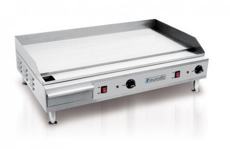 Eurodib SFE04910 Heavy Duty Electric Countertop Griddle with 05 Plate 36 Electric