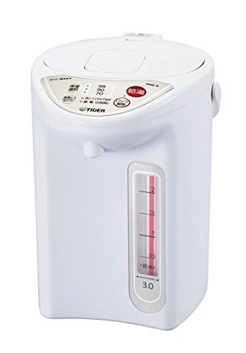 TIGER Urban 30L PDR-A300-WU microcomputer electric pot White
