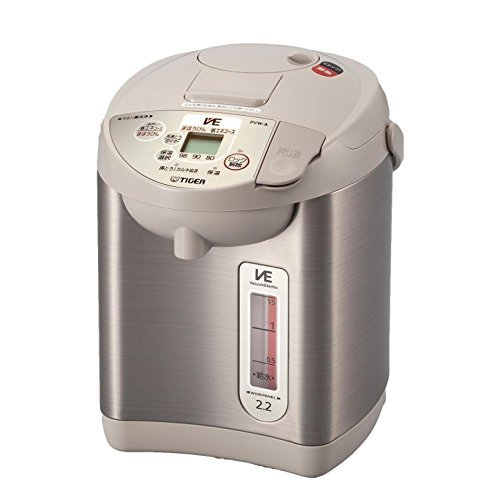 TIGER VE electricity especially thermo childs electric pot urban beige 22L PVW-A220-CU by Tiger
