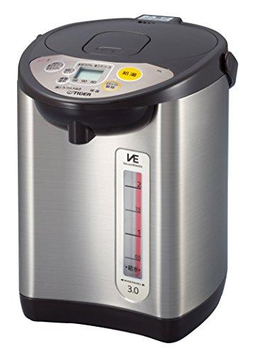 Tiger electric hot water electric pot VE electric thermos Noriko-san 291L Brown PIL-A300-T
