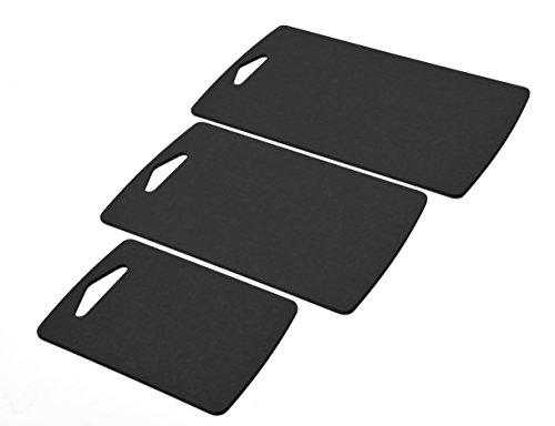Prep Series Cutting Boards By Epicurean, 3 Piece Set, Slate
