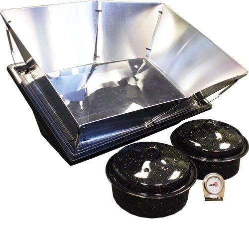 Solavore Sport Solar Oven Camping Combo Bundle