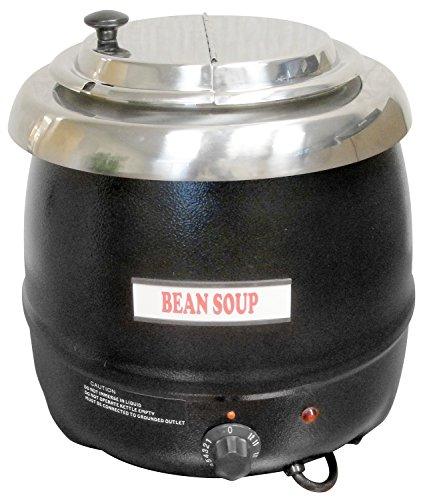 Winco ESW-66 Electric Soup Warmer 105-Quart